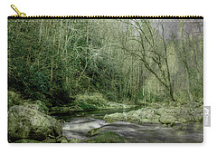 I Never Want It To End Carry-all Pouch by Mike Eingle