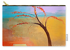 I Sat Here Today In A Dream By Lisa Kaiser Carry-all Pouch
