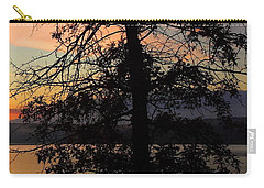 I Saw Her Standing There - Silhouette Of A Dream  Carry-all Pouch
