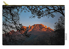 Carry-all Pouch featuring the photograph I See The Light by Melissa Lane