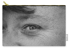 Carry-all Pouch featuring the photograph I See You by Rob Hans