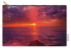 Carry-all Pouch featuring the photograph I Still Believe In What Could Be by Phil Koch