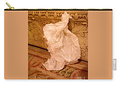 I Think I Lost A Slippper Carry-all Pouch by Nancy Kane Chapman