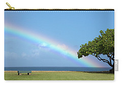 I Want To Be There Carry-all Pouch by Brian Harig