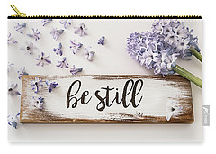 Carry-all Pouch featuring the photograph I Will Be by Kim Hojnacki