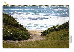 I Will Follow - Ocean Photography Carry-all Pouch