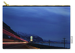 Carry-all Pouch featuring the photograph I84 by Cat Connor