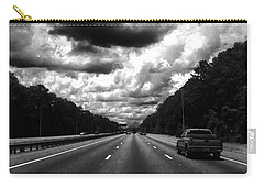 I95 Clouds Carry-all Pouch