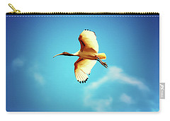 Ibis Of Light Carry-all Pouch