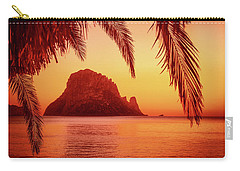 Ibiza Sunset Carry-all Pouch