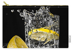 Ice And A Slice Carry-all Pouch