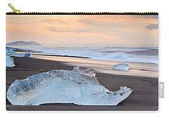 Ice Beach Carry-all Pouch