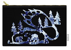Ice Bears 1 Carry-all Pouch
