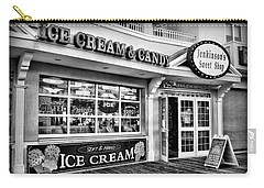 Ice Cream And Candy Shop At The Boardwalk - Jersey Shore Carry-all Pouch
