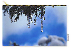 Ice Drops Carry-all Pouch