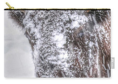 Ice Faced Carry-all Pouch