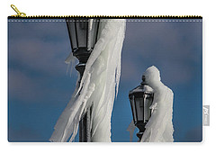 Ice Lamp Ladies Carry-all Pouch