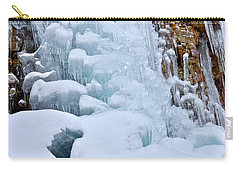 Ice Mosaic Carry-all Pouch