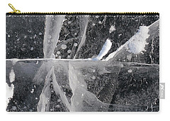 Ice Paterns Xvi Carry-all Pouch