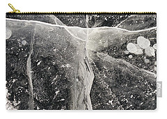 Ice Patterns Xix Carry-all Pouch
