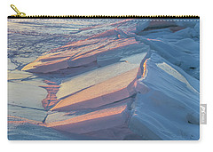 Ice Tectonics Carry-all Pouch