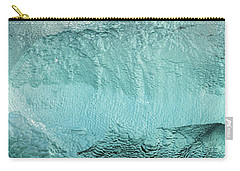Ice Texture Panorama Carry-all Pouch