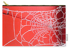 Ice Web Carry-all Pouch