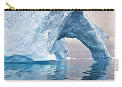 Iceberg Alley Carry-all Pouch by Tony Beck