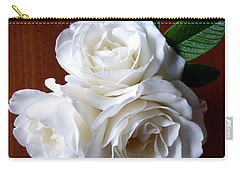 Iceberg Rose Trio Carry-all Pouch
