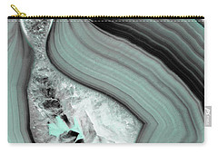 Iced Agate Carry-all Pouch