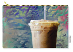 Iced Coffee 3 Carry-all Pouch