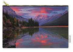 Icefields Parkway Autumn Morning Carry-all Pouch