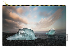 Iceland Glacial Ice Carry-all Pouch