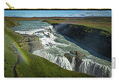 Iceland Carry-all Pouch by Richard Engelbrecht