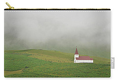 Icelandic Chapel Carry-all Pouch