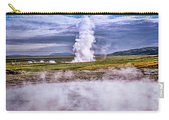 Icelandic Hydrothermal Activity Carry-all Pouch