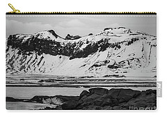 Icelandic Idyll Near Vik Carry-all Pouch