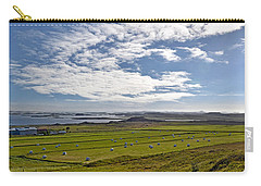 Icelandic Panorama Carry-all Pouch