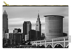 Iconic Cleveland Carry-all Pouch