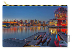 Iconic Vancouver Carry-all Pouch