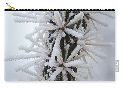 Icy Cactus Carry-all Pouch