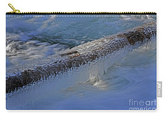 Icy Log Carry-all Pouch