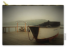 Icy Strait Point Boat Carry-all Pouch