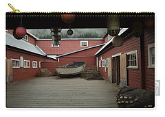 Icy Strait Point Cannery Museum Carry-all Pouch