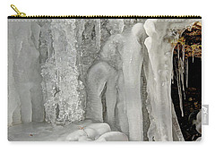 Icy Tendrils Carry-all Pouch