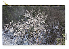 Ice Tree Sentinel Carry-all Pouch
