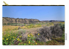 Carry-all Pouch featuring the photograph Idaho Landscape by Bonnie Bruno