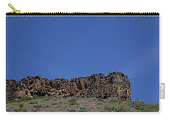 Carry-all Pouch featuring the photograph Idaho Landscape by Dart Suze Humeston