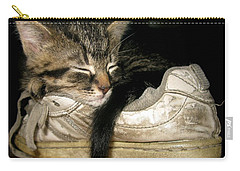 If The Shoe Fits Carry-all Pouch
