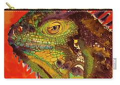 Iggy Carry-all Pouch by Cynthia Powell